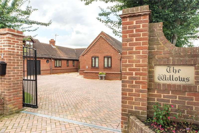 5 Bedrooms Detached House for sale in South Street, Owston Ferry, Doncaster, DN9