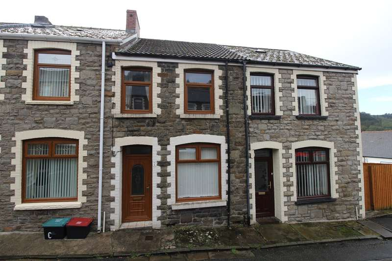 2 Bedrooms Terraced House for sale in Princess Street, Abertillery, NP13