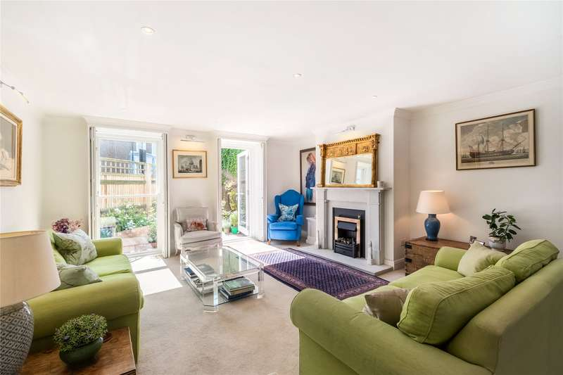 6 Bedrooms End Of Terrace House for sale in Moore Park Road, London, SW6