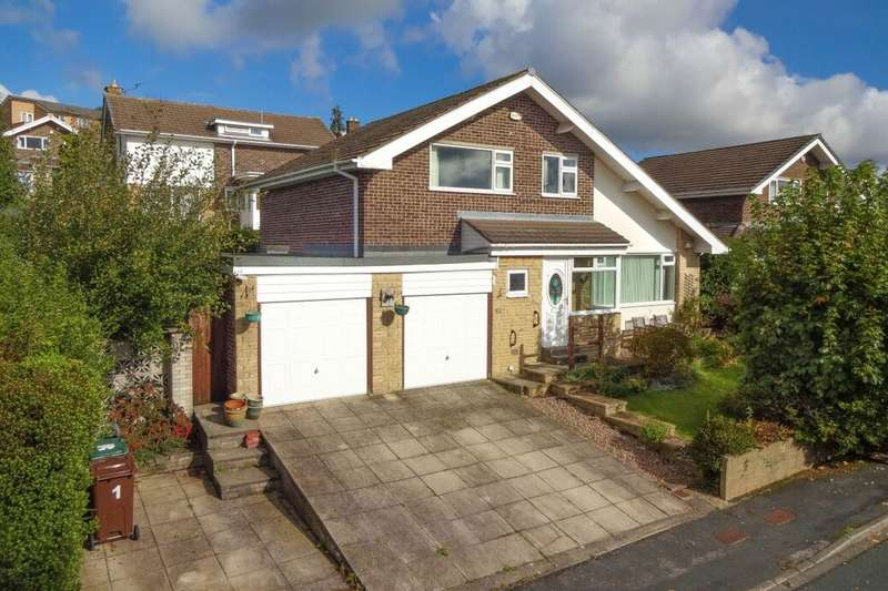 4 Bedrooms Detached House for rent in Summerfield Green, Baildon, Shipley, BD17