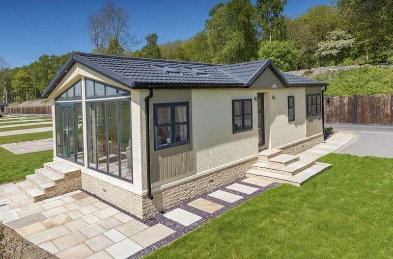 2 Bedrooms Mobile Home for sale in Presthope Grange, Shropshire