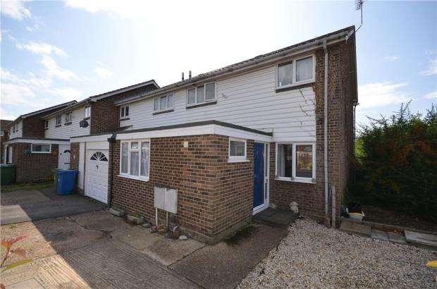 4 Bedrooms End Of Terrace House for sale in Birkdale, Bracknell, Berkshire