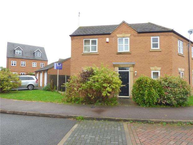 3 Bedrooms House for sale in Channel Crescent, Derby, Derbyshire