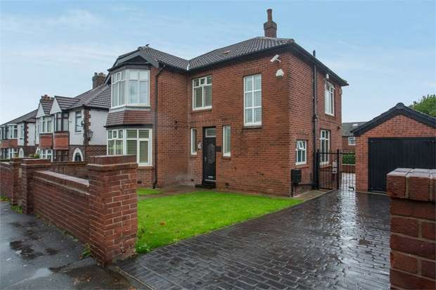 3 Bedrooms Detached House for sale in Huddersfield Road, Stalybridge, Greater Manchester
