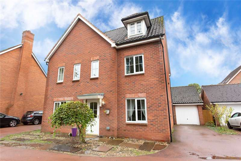 6 Bedrooms Detached House for sale in Fleming Drive, Winwick Park, Winwick, Warrington, WA2