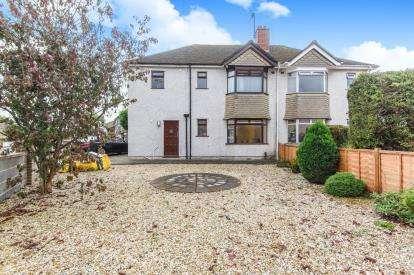 4 Bedrooms Semi Detached House for sale in Conygre Grove, Filton, Bristol, City Of Bristol