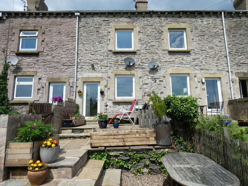 2 Bedrooms Cottage House for sale in 13 Foredale Cottages, Horton In Ribblesdale
