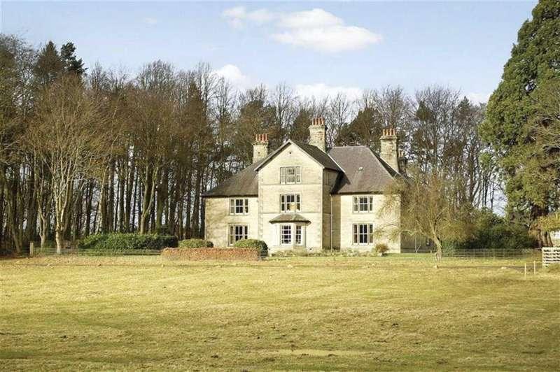 11 Bedrooms Detached House for sale in West Grange Estate, Scots Gap, Morpeth