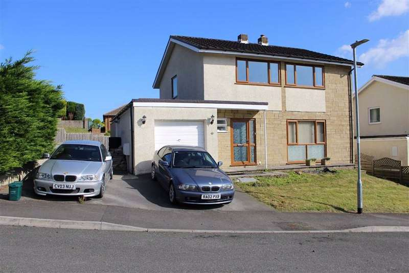 5 Bedrooms Detached House for sale in Penybanc, Tanerdy, Carmarthen