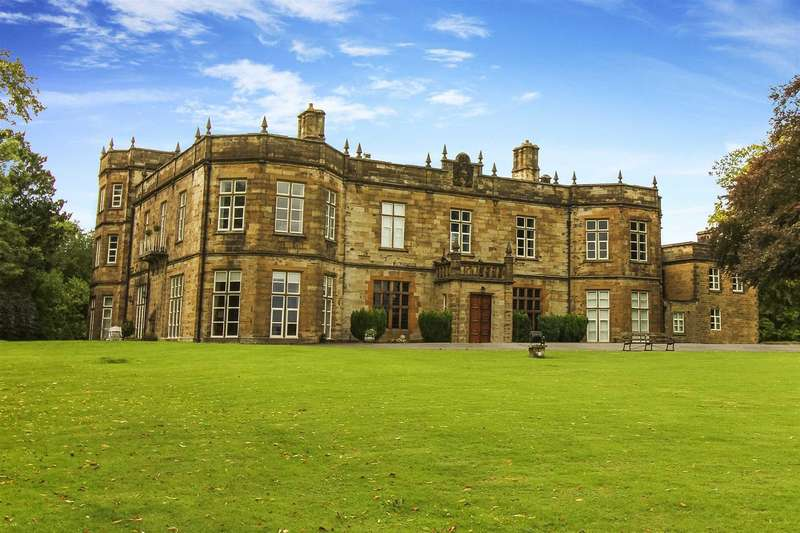 2 Bedrooms Flat for sale in The Hermitage, County Durham
