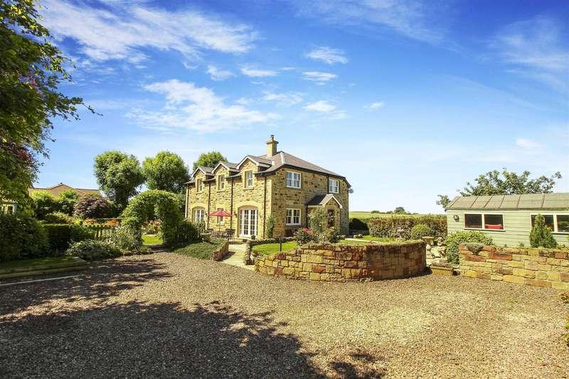 4 Bedrooms Detached House for sale in Bowsden, Berwick-Upon-Tweed