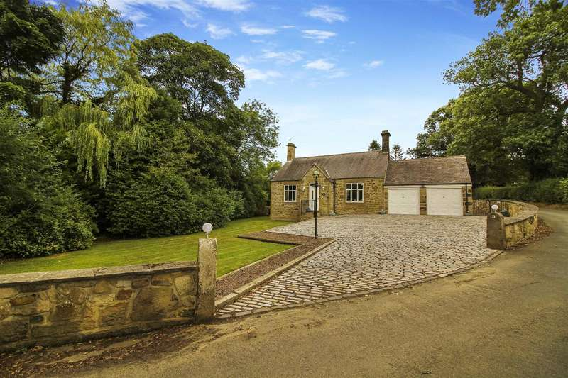 4 Bedrooms Detached House for sale in Brocksbushes Farm, Stocksfield