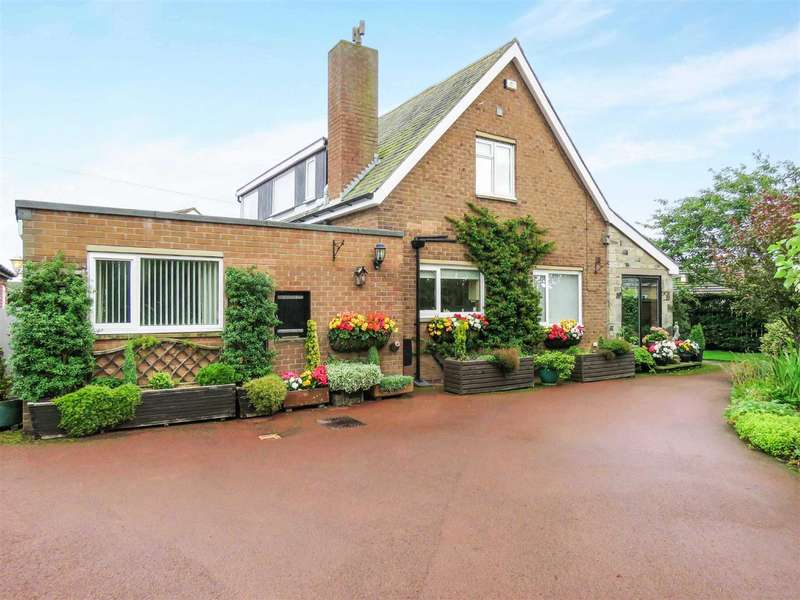 5 Bedrooms Detached House for sale in Beal Bank, Warkworth