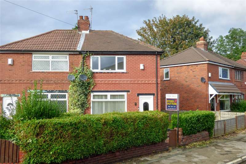 2 Bedrooms Semi Detached House for sale in Mansfield Street, Ashton-under-Lyne, Greater Manchester, OL7