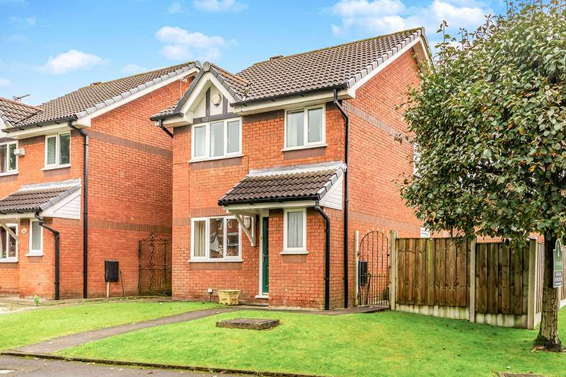 3 Bedrooms Detached House for sale in Charlbury Way, Royton, Oldham, Greater Manchester, OL2