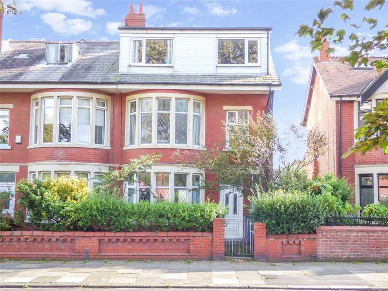 6 Bedrooms Semi Detached House for sale in Watson Road, South Shore, Blackpool