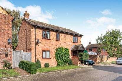 3 Bedrooms Detached House for sale in Rothersthorpe, Giffard Park, Milton Keynes, Buckinghamshire