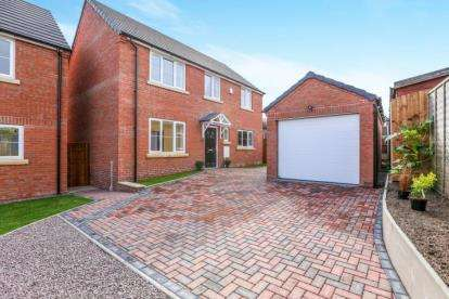 3 Bedrooms Detached House for sale in Dover Street, Kibworth, Leicester