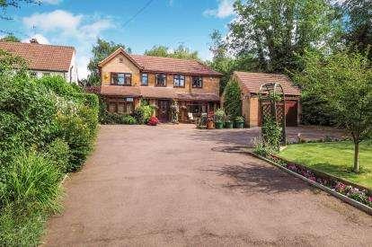 5 Bedrooms Detached House for sale in Old Road, Ruddington, Nottingham, Nottinghamshire