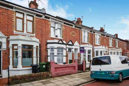 3 Bedrooms Terraced House for sale in Southsea, Portsmouth, Hampshire