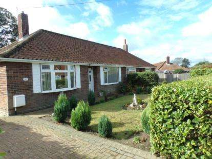 2 Bedrooms Bungalow for sale in Old Catton, Norwich