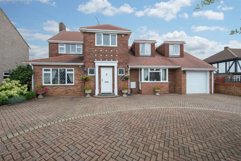 5 Bedrooms Detached House for sale in Ashcroft Road, Stopsley, Luton