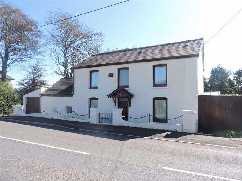 4 Bedrooms Property for sale in Llandeilo Road, Gorslas, Llanelli