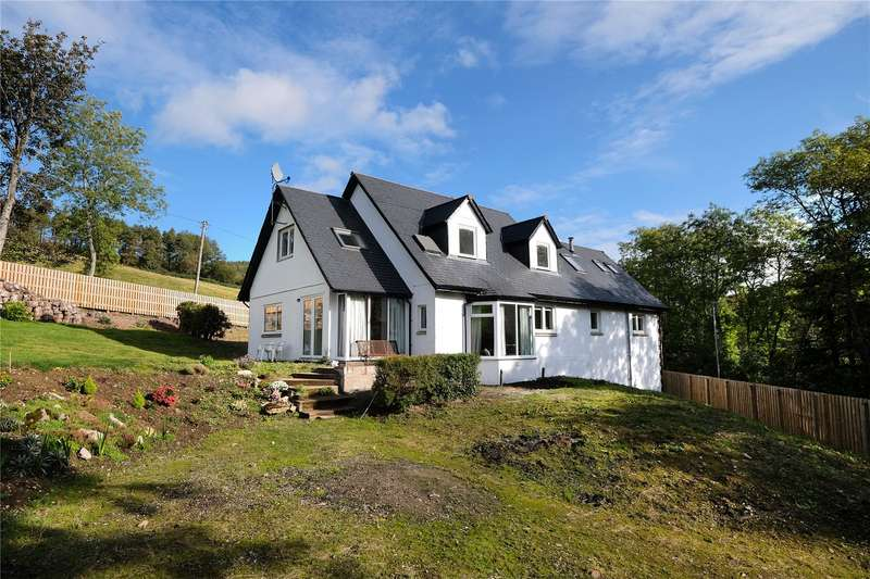 5 Bedrooms Detached House for sale in Greenwood, Parkmore, Dufftown, Keith, Moray, AB55