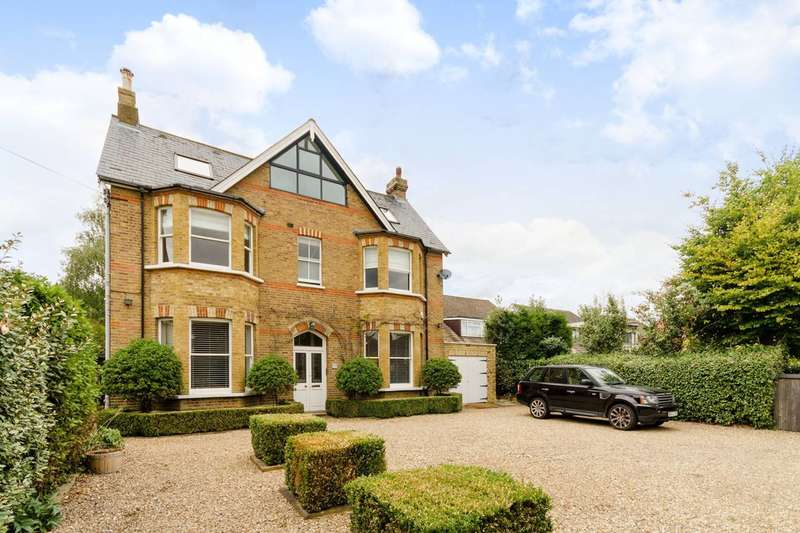 8 Bedrooms Detached House for sale in St James's Road, Hampton, TW12