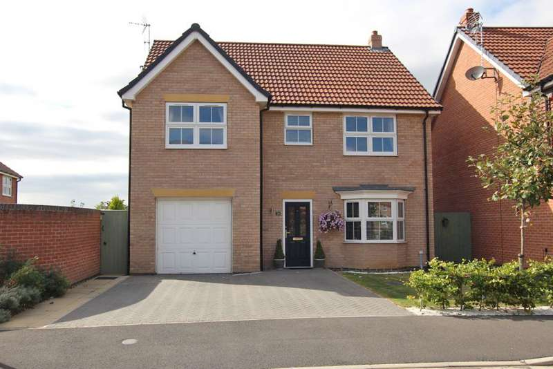 5 Bedrooms Detached House for sale in BROCKLESBY AVENUE, IMMINGHAM
