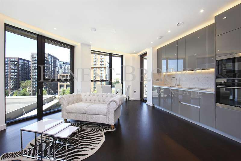2 Bedrooms Apartment Flat for sale in The Residence, Haines House, Nine Elms, SW8