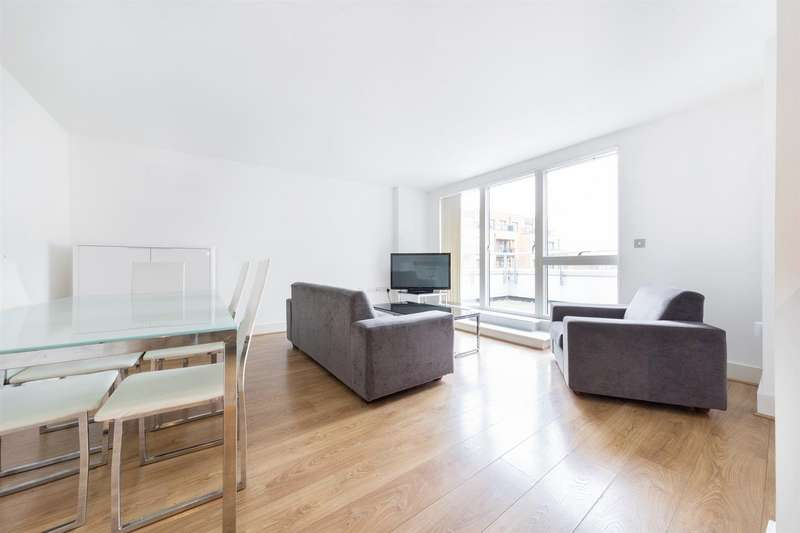 3 Bedrooms Apartment Flat for sale in Caspian Wharf, 1 Yeo Street, Bow, E3