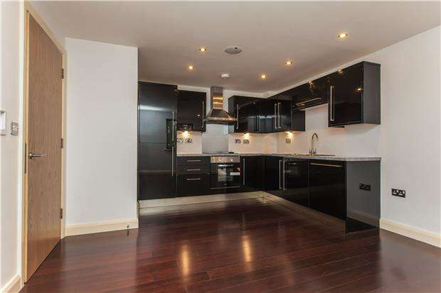 1 Bedroom Flat for sale in 7 Cabot Court, Braggs Lane, BRISTOL, BS2 0AX