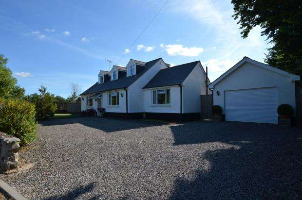 4 Bedrooms Detached House for sale in Withen Lane, Aylesbeare, Exeter, Devon