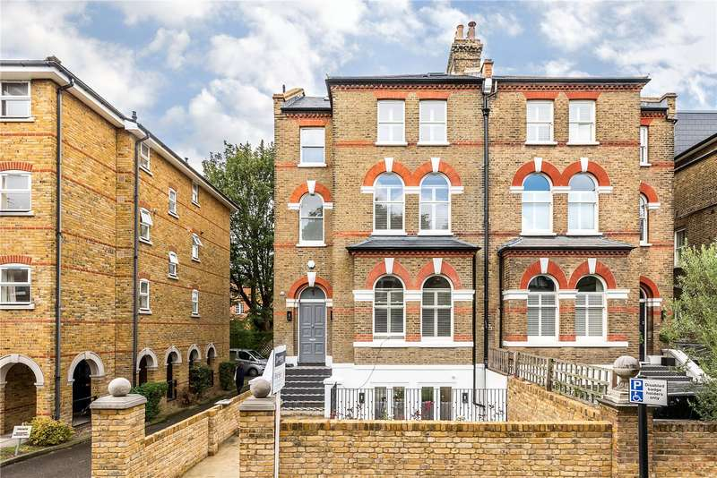 6 Bedrooms Semi Detached House for sale in Abbeville Road, London, SW4