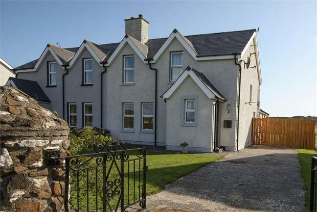 4 Bedrooms Semi Detached House for sale in Rathlin Island, Ballycastle, County Antrim