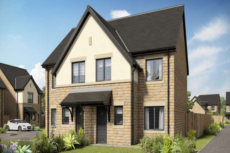 4 Bedrooms Semi Detached House for sale in Rowan Meadows, Leigh, Lancashire, WN7