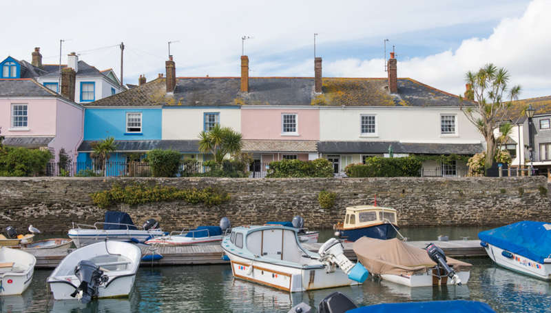2 Bedrooms Terraced House for sale in Victoria Quay, Salcombe