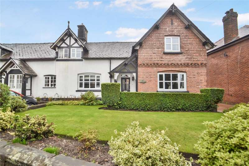 4 Bedrooms Cottage House for sale in Higher Lane, LYMM, WA13