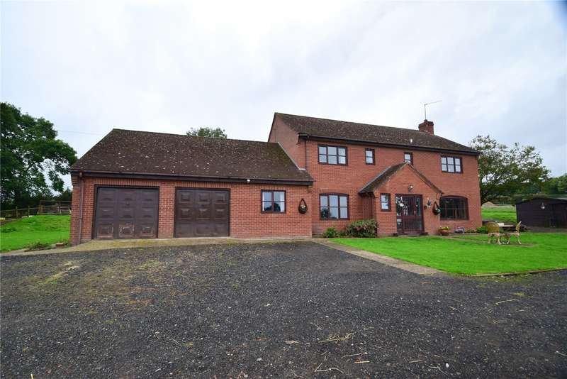4 Bedrooms Detached House for sale in Glebe Farm, Hopton Wafers, Kidderminster, Shropshire, DY14