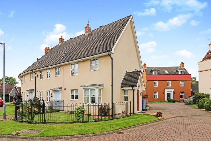 2 Bedrooms Terraced House for sale in Shepherds Well, Brough, East Yorkshire, HU15
