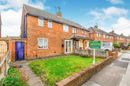 3 Bedrooms Semi Detached House for sale in Churchill Road, Walsall, West Midlands