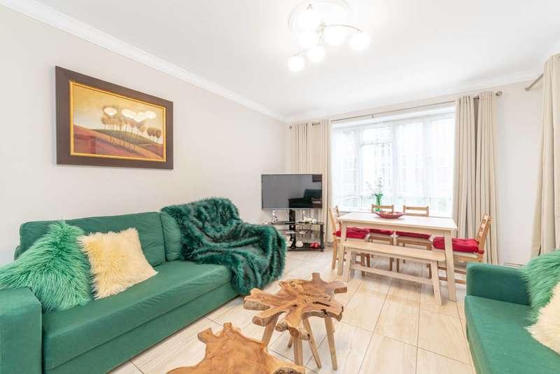 2 Bedrooms Flat for sale in Kilburn Vale, Kilburn, NW6