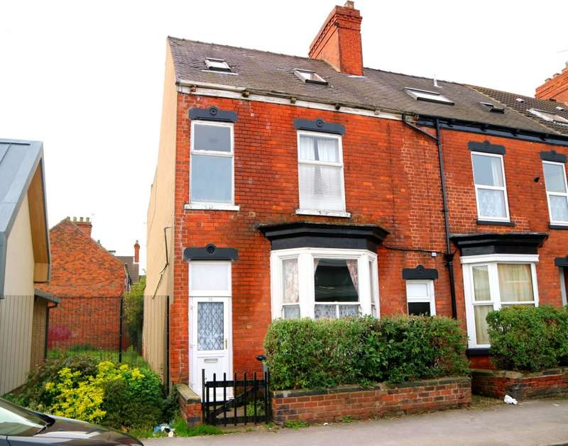 5 Bedrooms End Of Terrace House for sale in Morrill Street, Hull, HU9