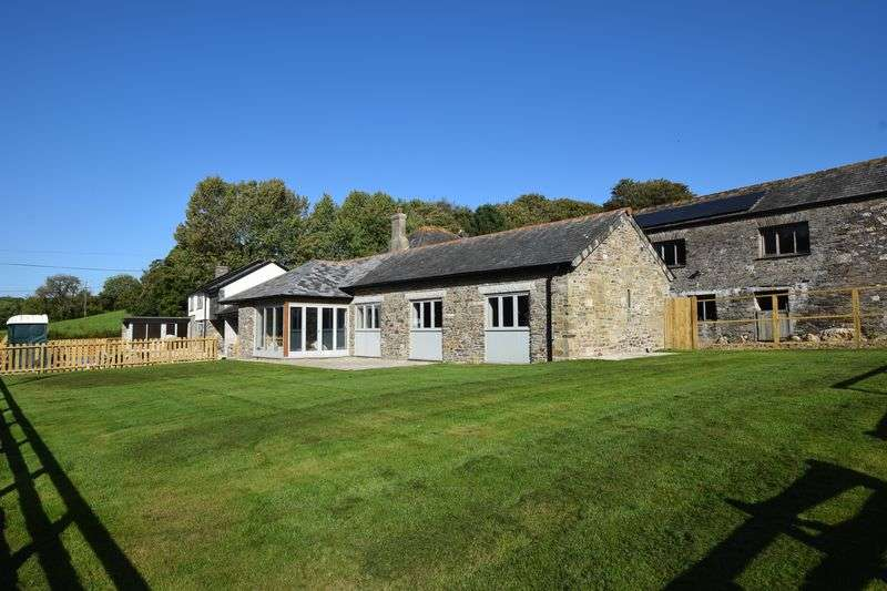 3 Bedrooms Property for sale in North Alston Farm Alston, Callington