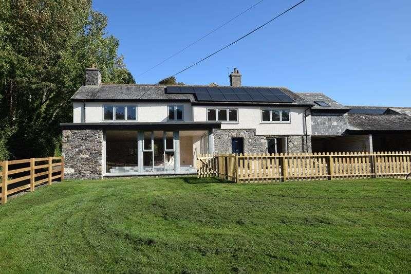 4 Bedrooms Property for sale in North Alston Farm Stoke Climsland, Callington