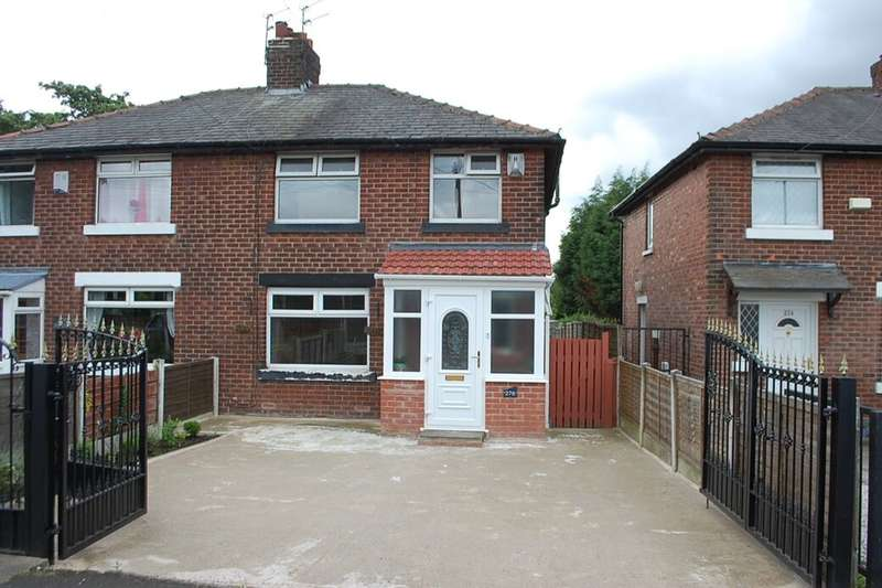 3 Bedrooms Semi Detached House for sale in Broadoak Road, Ashton-Under-Lyne, OL6