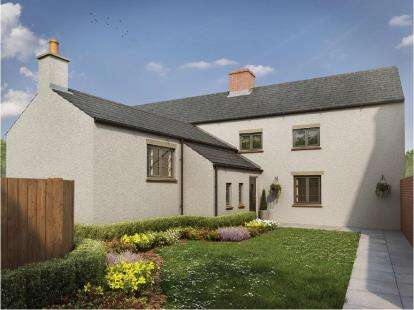 4 Bedrooms Barn Conversion Character Property for sale in Rose and Crown, Main Street, Tilton On The Hill, Leicestershire