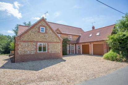 6 Bedrooms Detached House for sale in Litcham, King's Lynn