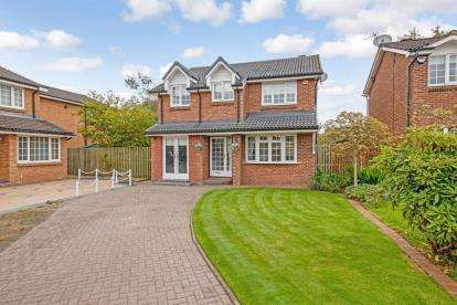 4 Bedrooms Detached House for sale in Crathes Gardens, Murieston